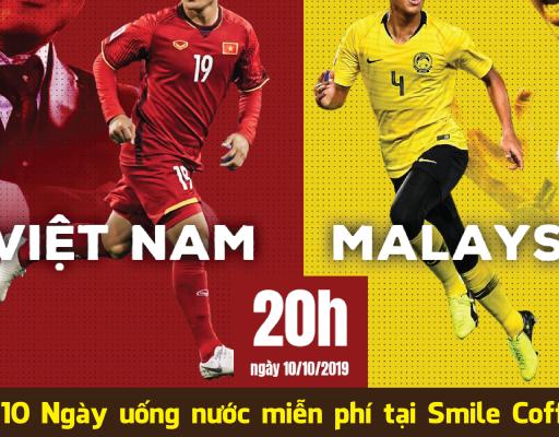 Mini game : Cháy cùng đội tuyển Việt Nam - 10 ngày uống nước miễn phí.