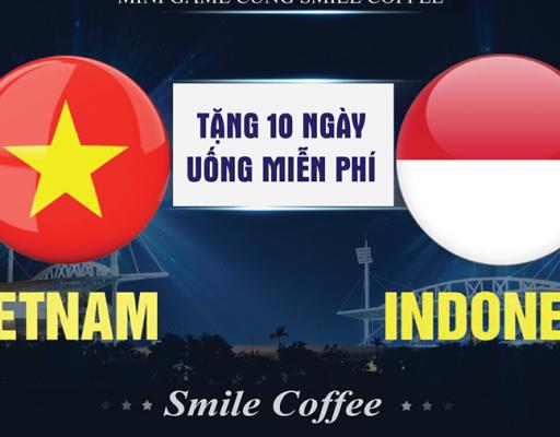Mini Game  : Smile Coffee cùng uống Free