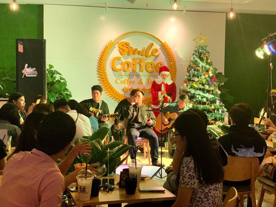 Giao lưu cùng nhóm nhạc Acoustic Biên Hòa