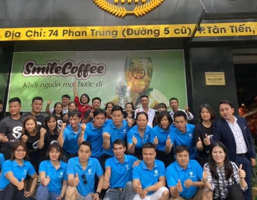 Chọn mặt bằng quán cà phê Biên Hòa