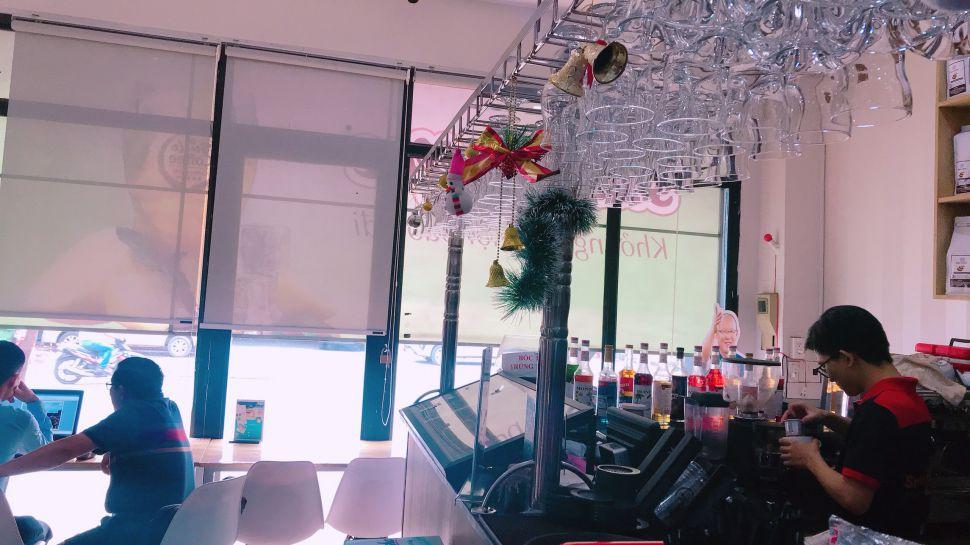Một số điều cần biết về thiết kế quán cà phê văn phòng