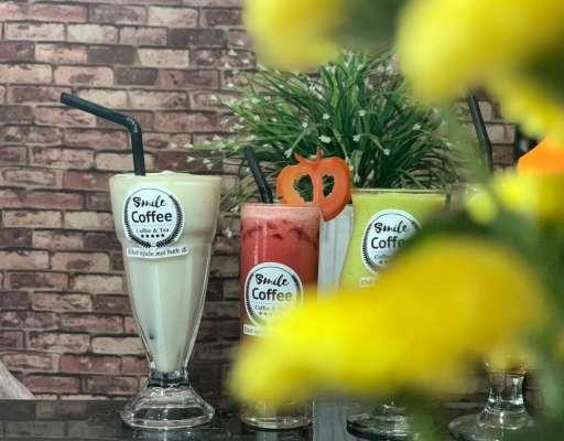 Smile Coffee không gian mới tại Biên Hòa
