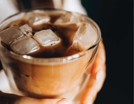 Đi uống cafe nhưng không gọi cafe