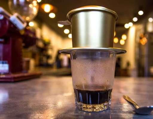 Hướng dẫn cách pha cafe bằng phin